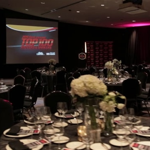 "Fast Casual Magazine's ""Top 100 Movers and Shakers"" Banquet"